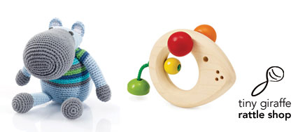wooden baby rattles eco friendly