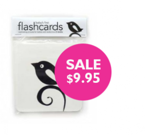 Baby flashcards on sale