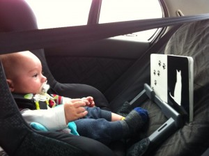 Mesmerised - the perfect driving companion